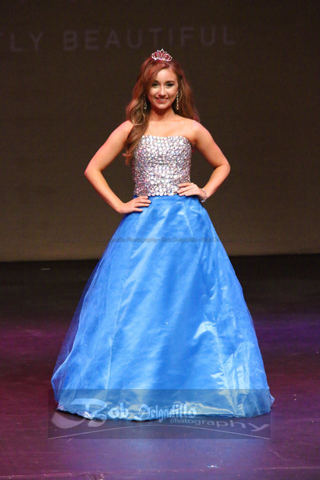 2015- Best Dress at Miss North Hollywood  Pageant