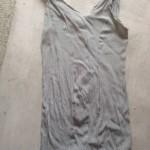 Gray Simple Dress (2014)