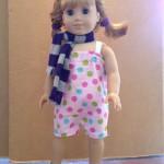 Poka Dot Doll clothes (2013)