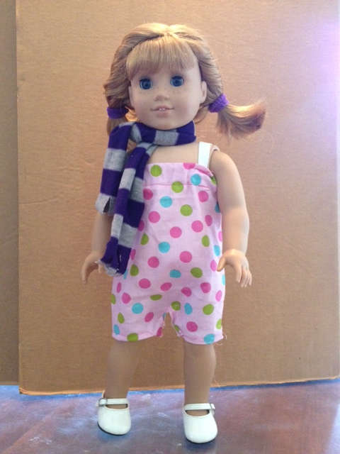 Poka Dot Doll clothes (2013)