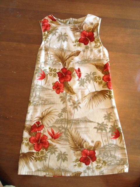 Hawaiian Dress (2013)