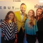 2014 FIDM Fashion Debute with Nick Verreos