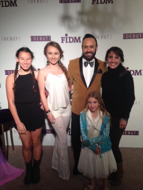 2016 FIDM Fashion Debute
