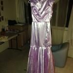 Purple Mermaid Dress (2015)
