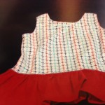 Red Anchor Dress (2014)
