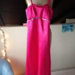 Pink Bridesmaid Dress (2014)