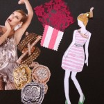 Story Board for Pink Dress