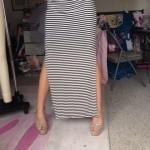 High Slit Skirt (2015)
